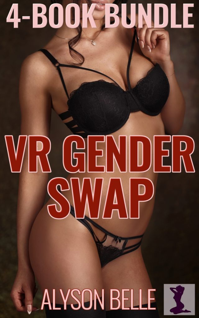 VR Gender Swap: The Complete Virtnet Chronicles 4-Book Bundle