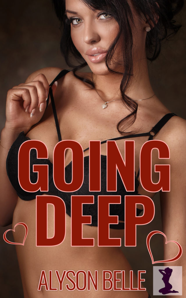 Going Deep: Gender Swap Erotica (The Virtnet Chronicles Book 2)