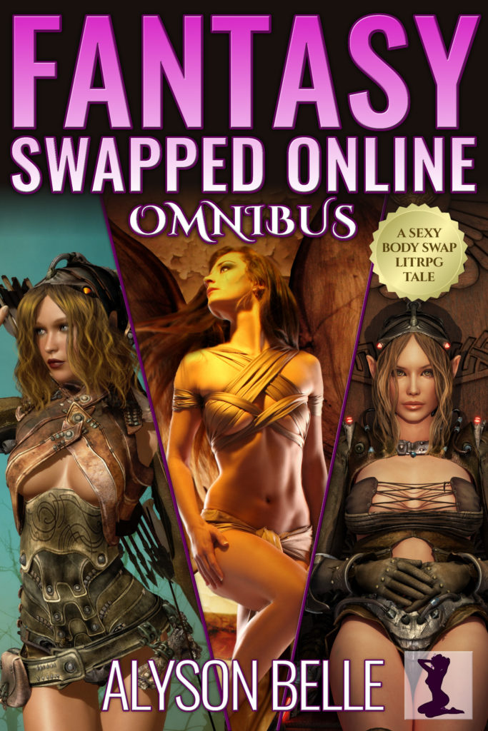 Fantasy Swapped Online Omnibus