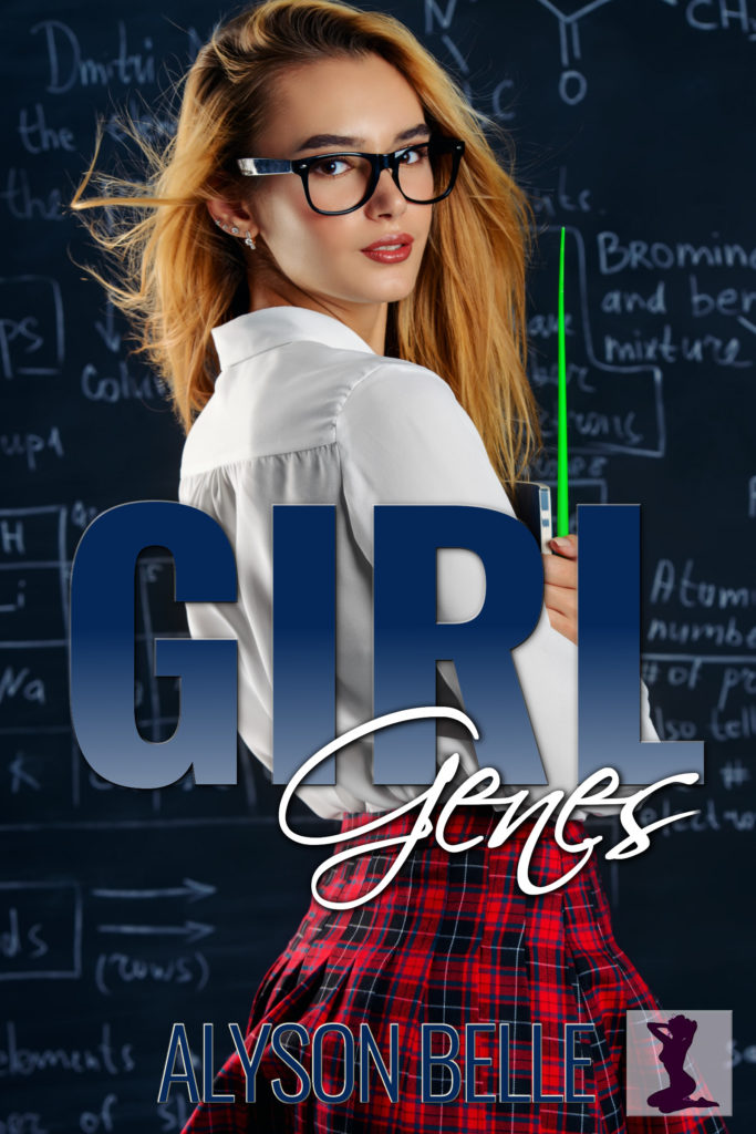 Girl Genes: A Scifi Gender Swap Romance Story