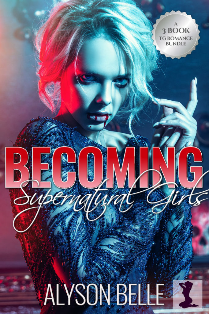 Becoming Supernatural Girls: A 3-Book Gender Swap TG Romance Bundle