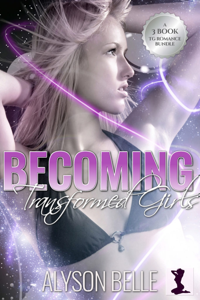 Becoming Transformed Girls: A 3-Book Gender Swap TG Romance Bundle